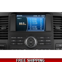 DVD Nissan Navigation Connect Pre..
